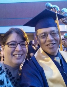 Rick's Graduation
