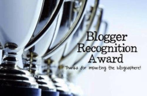 blog recognition